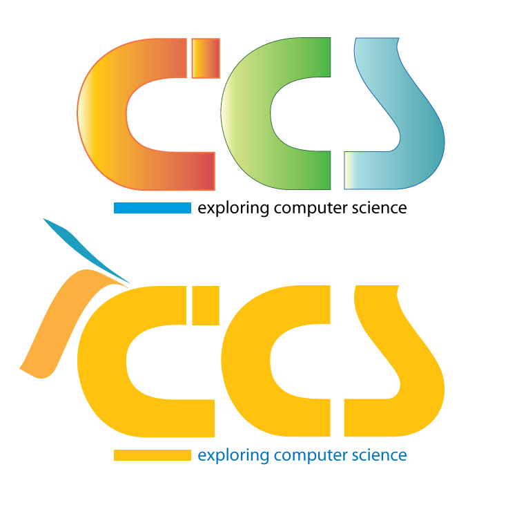 Logo Design by aesthetic-art - Entry No. 115 in the Logo Design Contest ECS - Exploring Computer Science.