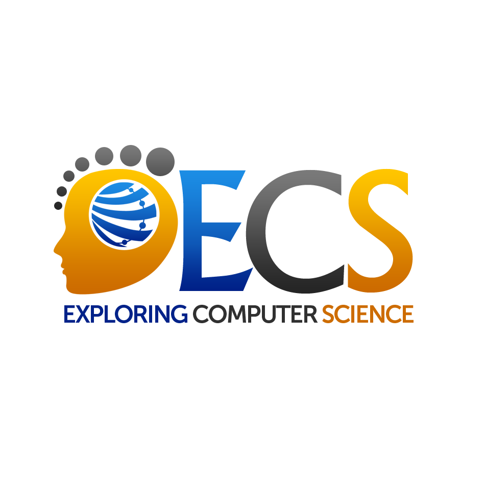 Logo Design by Private User - Entry No. 127 in the Logo Design Contest ECS - Exploring Computer Science.