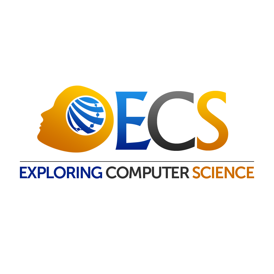 Logo Design by Private User - Entry No. 128 in the Logo Design Contest ECS - Exploring Computer Science.