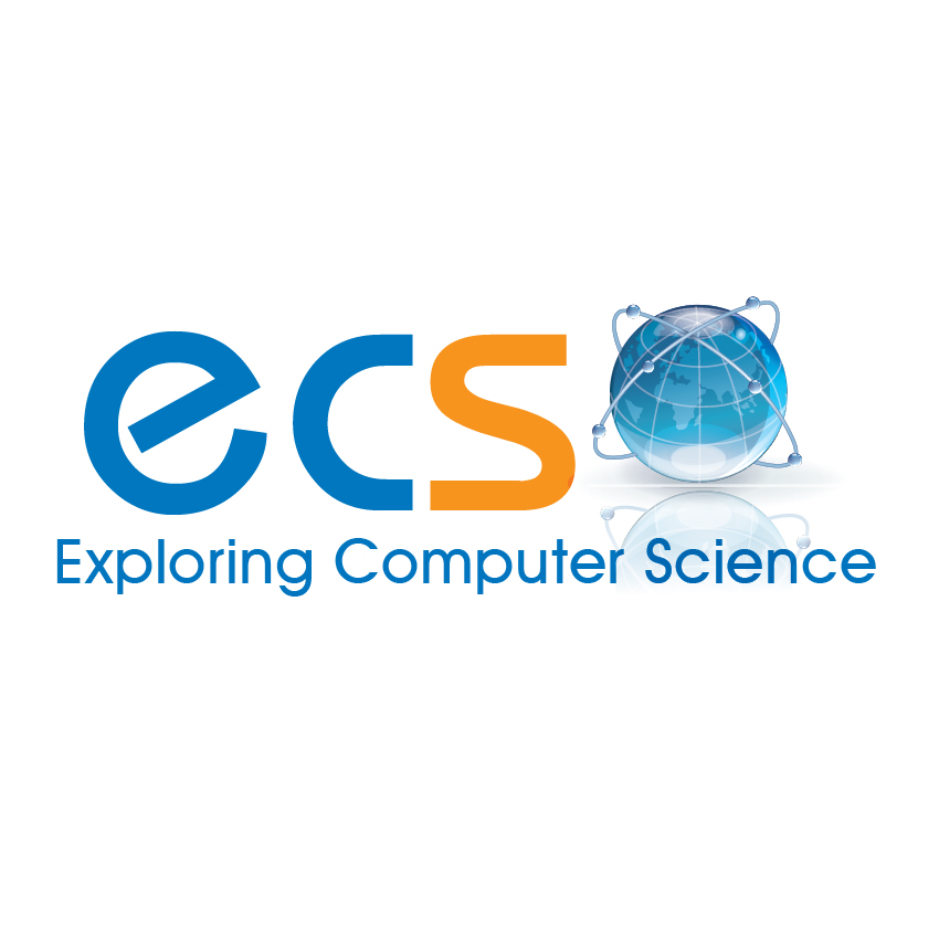 Logo Design by aesthetic-art - Entry No. 129 in the Logo Design Contest ECS - Exploring Computer Science.