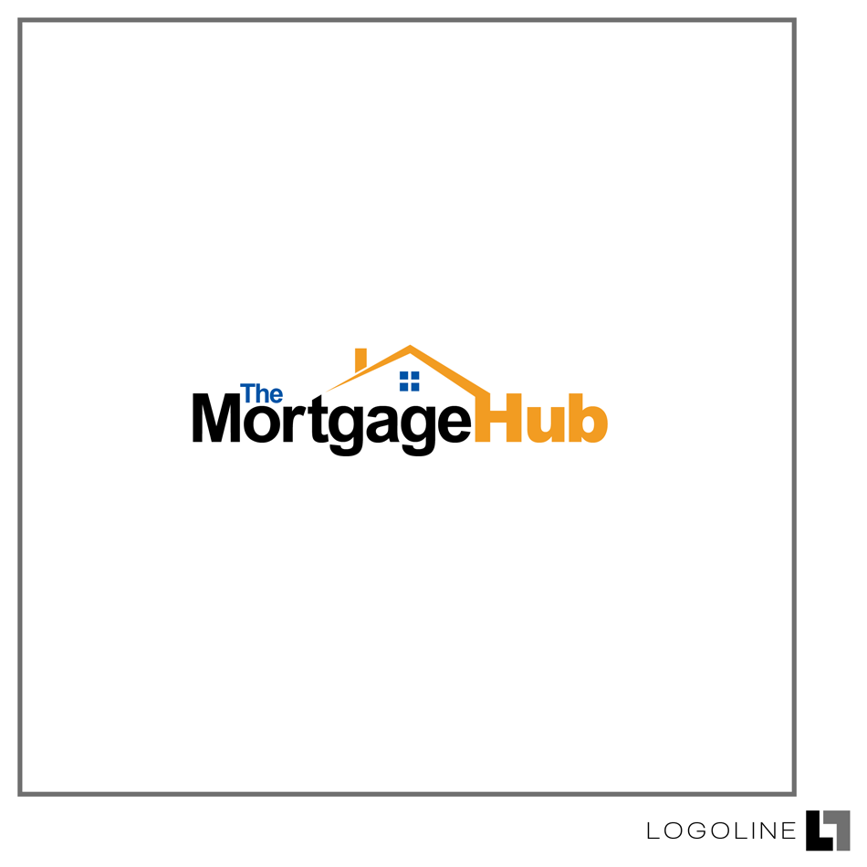 Logo Design by Private User - Entry No. 52 in the Logo Design Contest The Mortgage Hub.