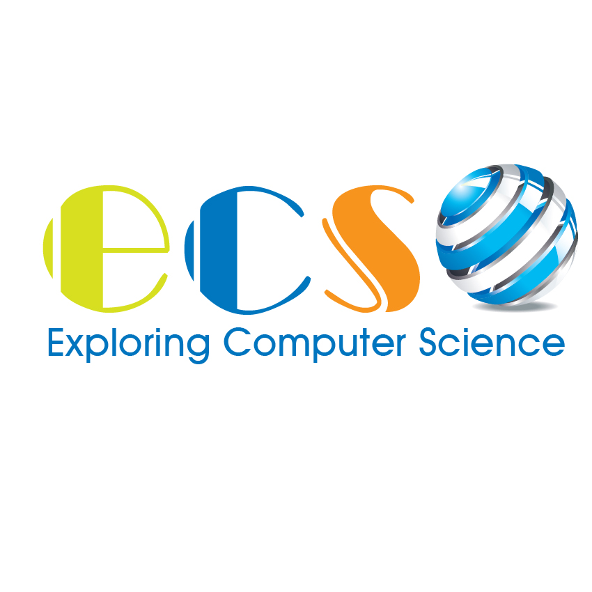 Logo Design by aesthetic-art - Entry No. 132 in the Logo Design Contest ECS - Exploring Computer Science.
