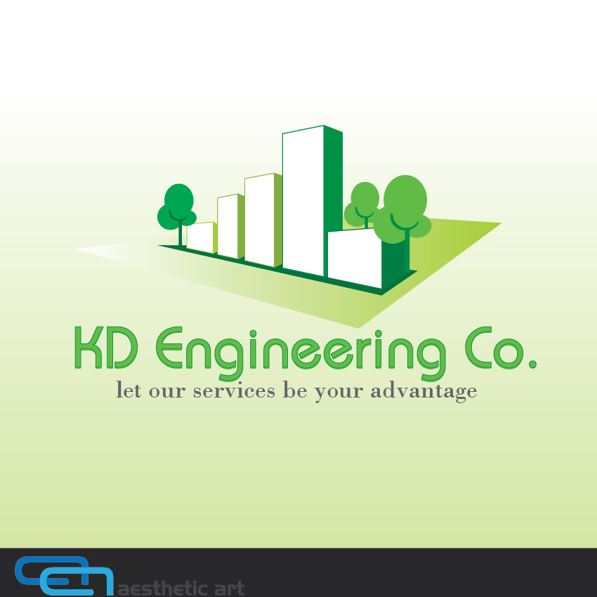Logo Design by aesthetic-art - Entry No. 36 in the Logo Design Contest KD Engineering Co..