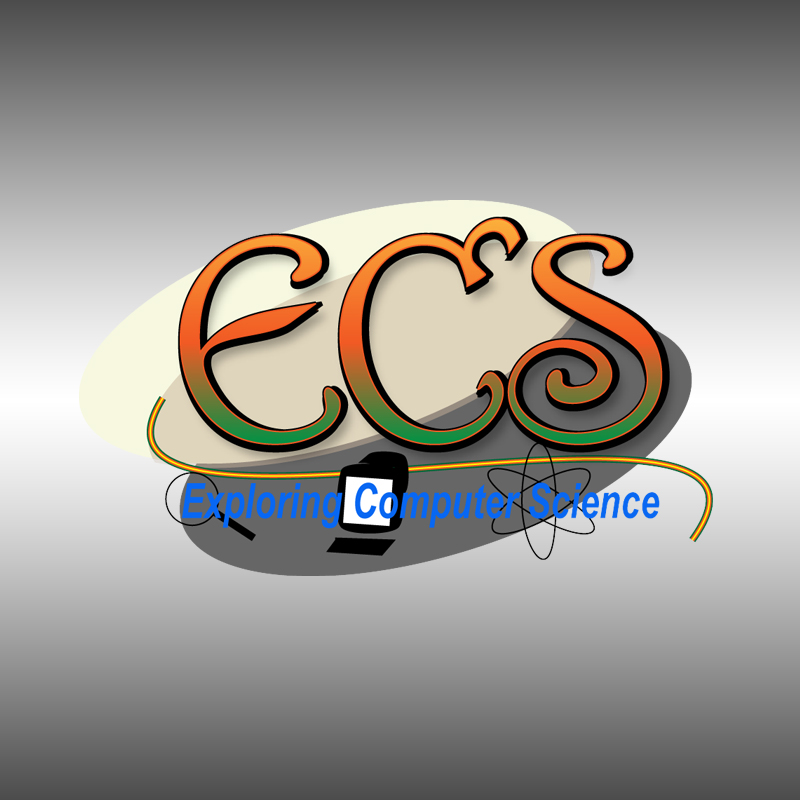 Logo Design by devil_art213 - Entry No. 134 in the Logo Design Contest ECS - Exploring Computer Science.