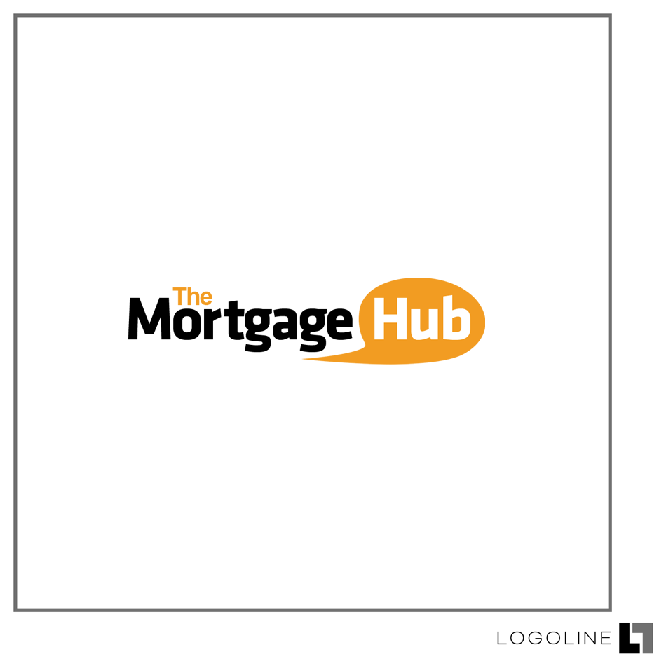 Logo Design by Private User - Entry No. 53 in the Logo Design Contest The Mortgage Hub.