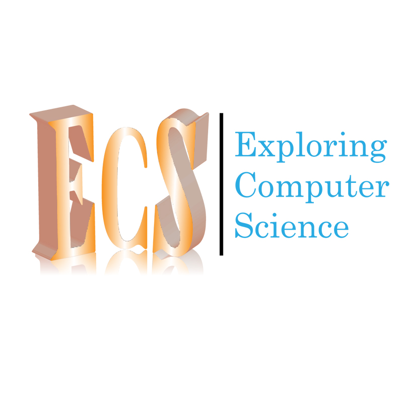 Logo Design by devil_art213 - Entry No. 136 in the Logo Design Contest ECS - Exploring Computer Science.