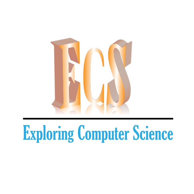 Logo Design by devil_art213 - Entry No. 137 in the Logo Design Contest ECS - Exploring Computer Science.