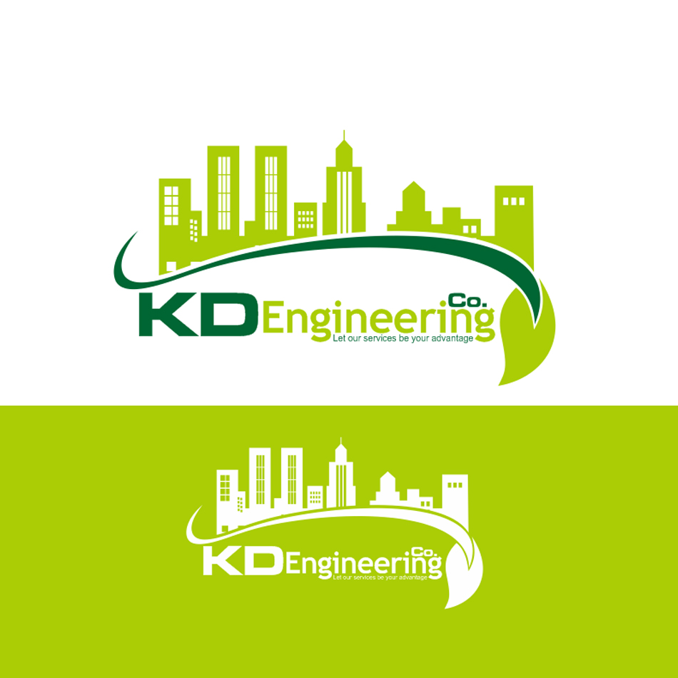 Logo Design by LukeConcept - Entry No. 37 in the Logo Design Contest KD Engineering Co..