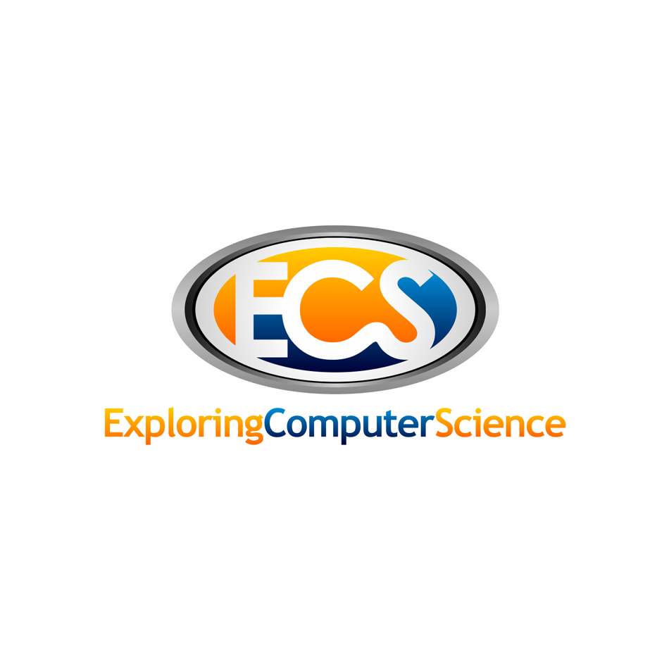 Logo Design by LukeConcept - Entry No. 142 in the Logo Design Contest ECS - Exploring Computer Science.