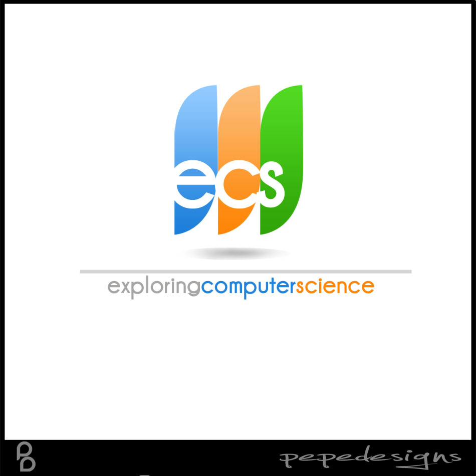 Logo Design by Private User - Entry No. 143 in the Logo Design Contest ECS - Exploring Computer Science.