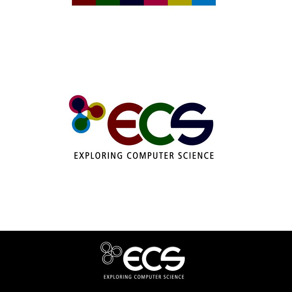 Logo Design by aerodynamics - Entry No. 150 in the Logo Design Contest ECS - Exploring Computer Science.