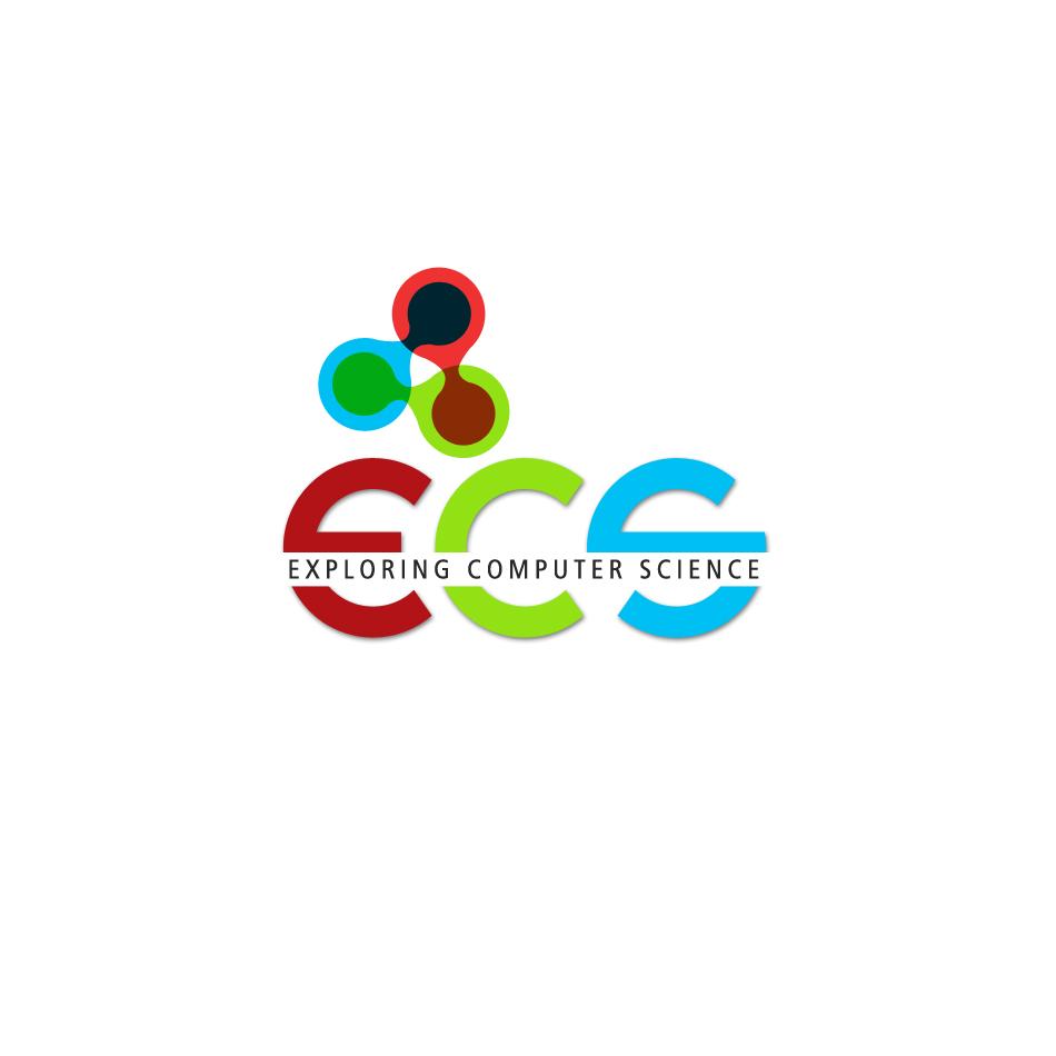 Logo Design by aerodynamics - Entry No. 153 in the Logo Design Contest ECS - Exploring Computer Science.