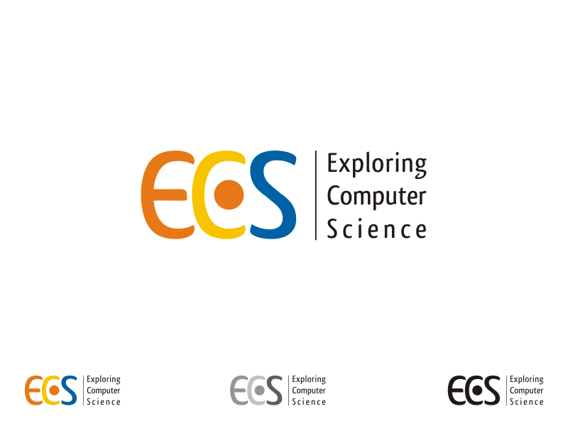 Logo Design by Private User - Entry No. 157 in the Logo Design Contest ECS - Exploring Computer Science.
