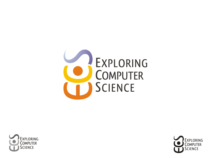 Logo Design by Private User - Entry No. 159 in the Logo Design Contest ECS - Exploring Computer Science.