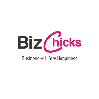 Logo Design by igepe - Entry No. 8 in the Logo Design Contest BizChicks e-magazine.