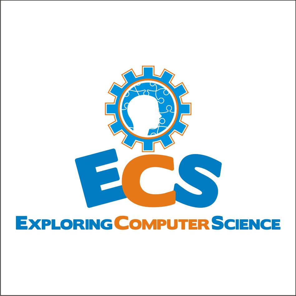 Logo Design by vector.five - Entry No. 162 in the Logo Design Contest ECS - Exploring Computer Science.