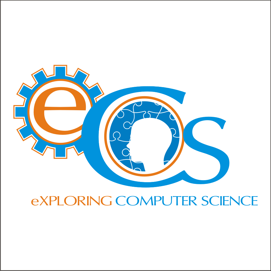 Logo Design by vector.five - Entry No. 168 in the Logo Design Contest ECS - Exploring Computer Science.