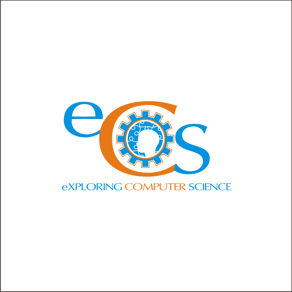 Logo Design by vector.five - Entry No. 171 in the Logo Design Contest ECS - Exploring Computer Science.