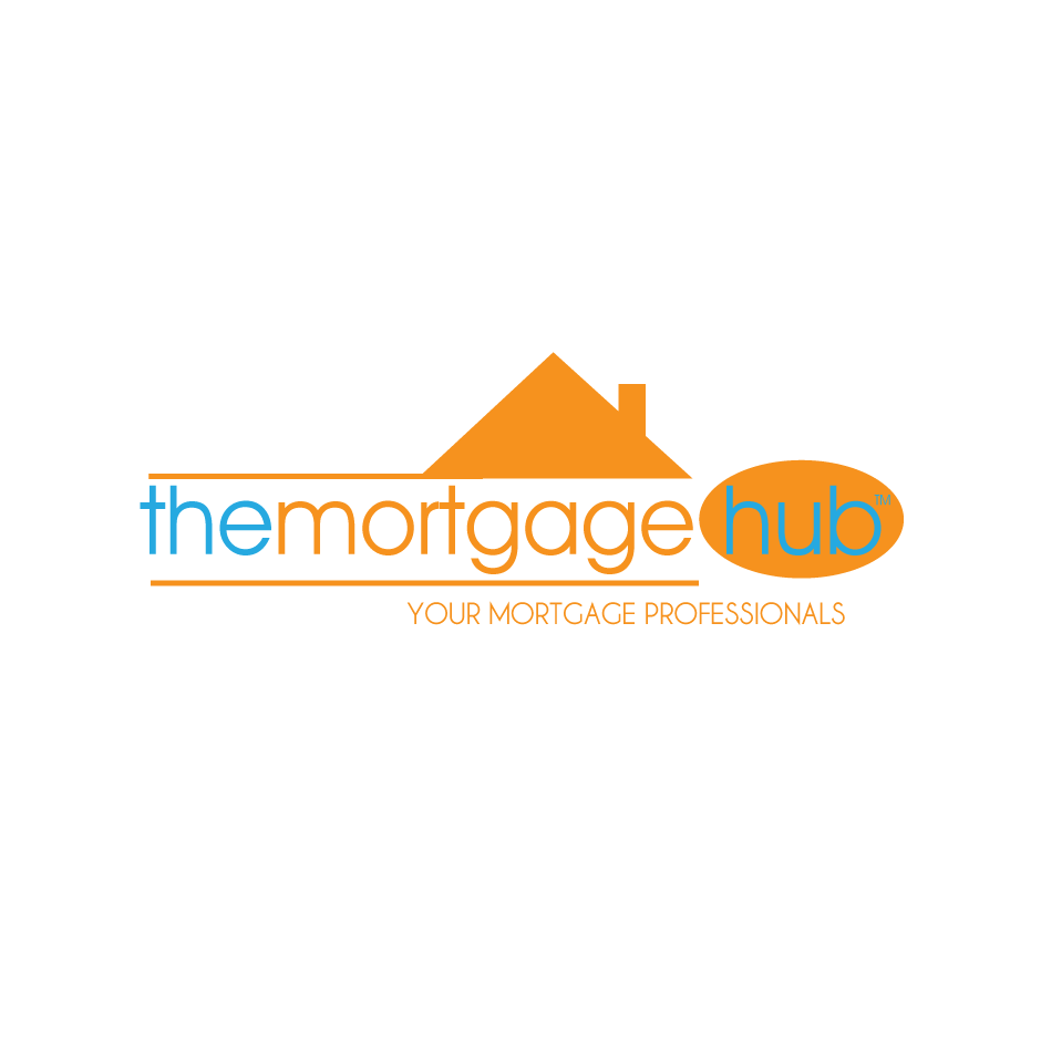 Logo Design by moonflower - Entry No. 54 in the Logo Design Contest The Mortgage Hub.
