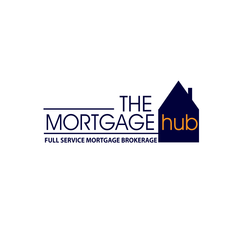 Logo Design by moonflower - Entry No. 59 in the Logo Design Contest The Mortgage Hub.