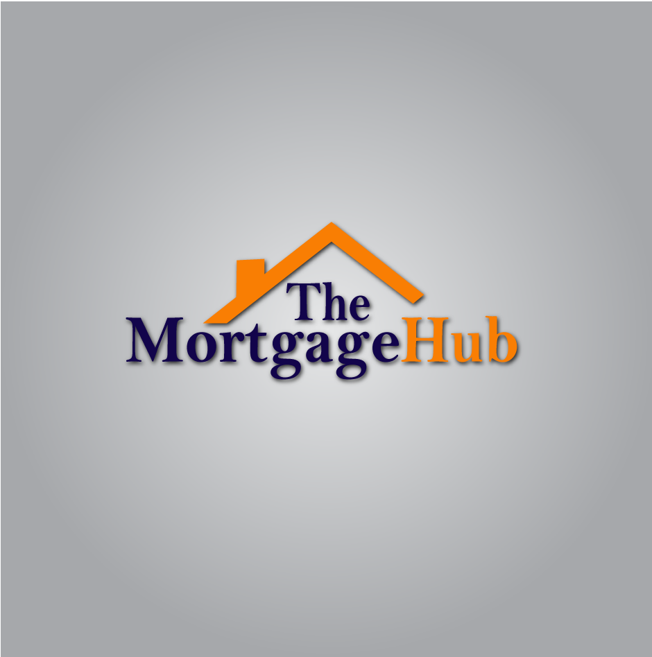 Logo Design by moonflower - Entry No. 61 in the Logo Design Contest The Mortgage Hub.