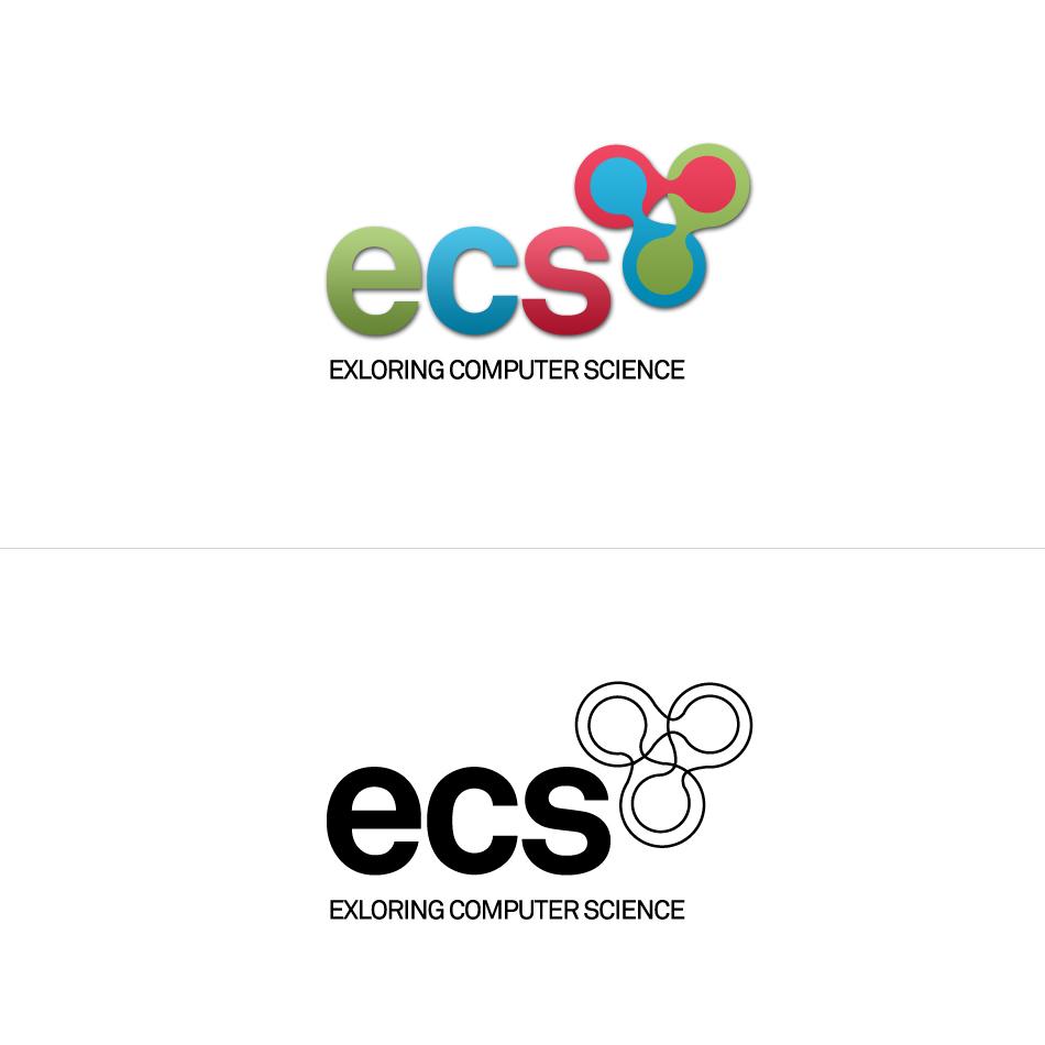 Logo Design by aerodynamics - Entry No. 182 in the Logo Design Contest ECS - Exploring Computer Science.