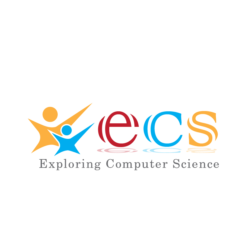 Logo Design by aesthetic-art - Entry No. 190 in the Logo Design Contest ECS - Exploring Computer Science.