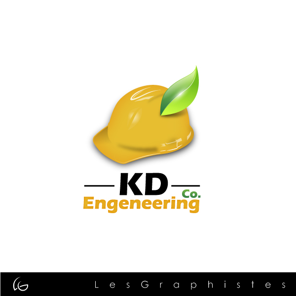 Logo Design by Les-Graphistes - Entry No. 53 in the Logo Design Contest KD Engineering Co..