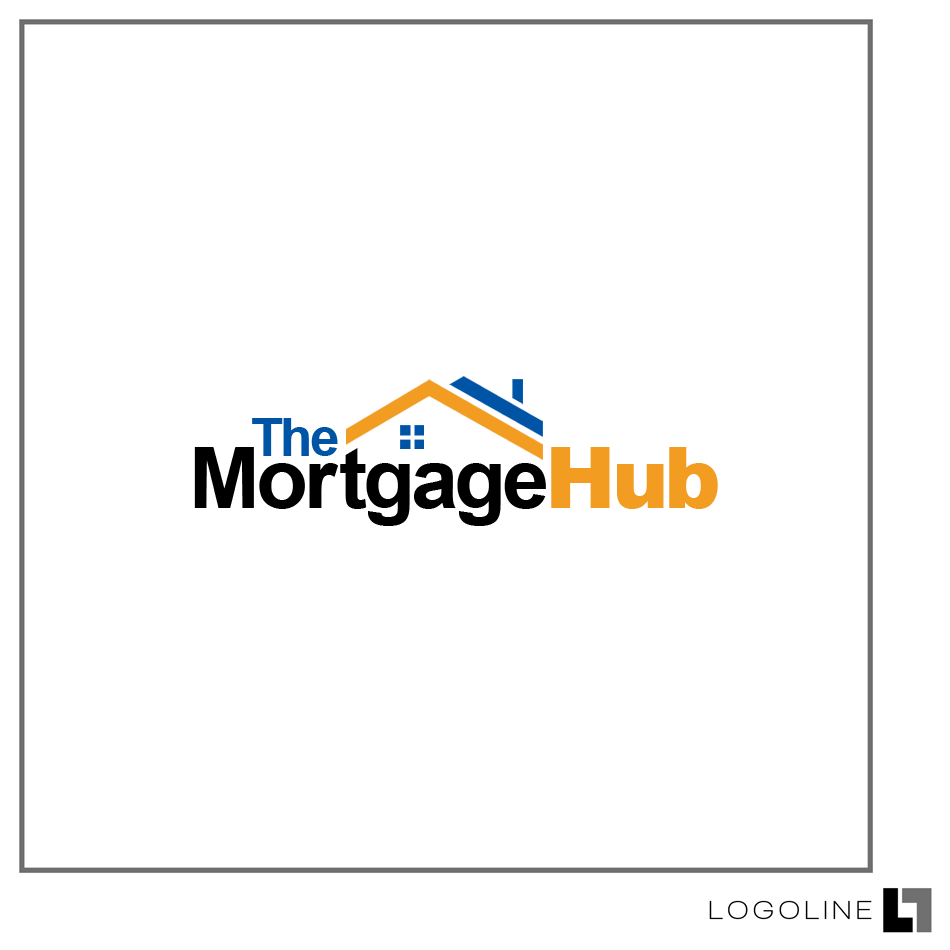 Logo Design by Private User - Entry No. 62 in the Logo Design Contest The Mortgage Hub.