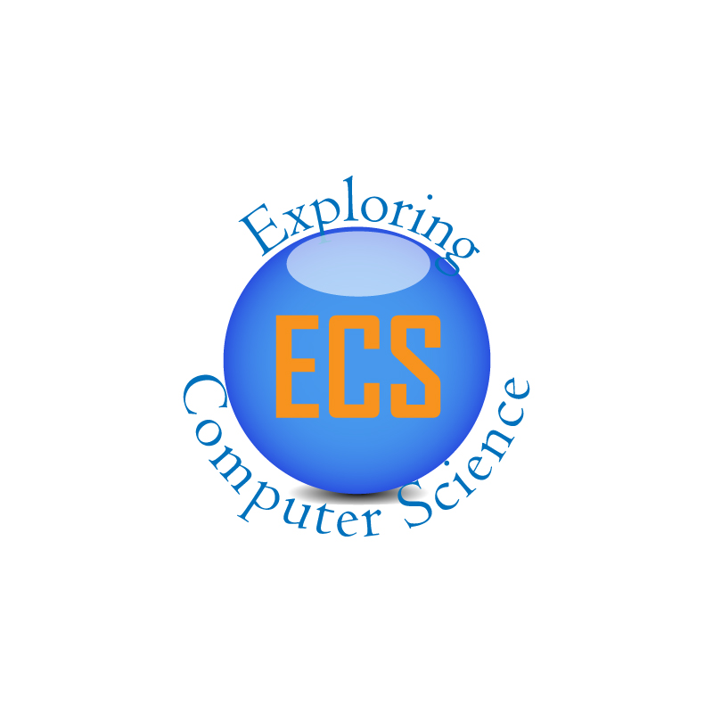 Logo Design by devil_art213 - Entry No. 196 in the Logo Design Contest ECS - Exploring Computer Science.