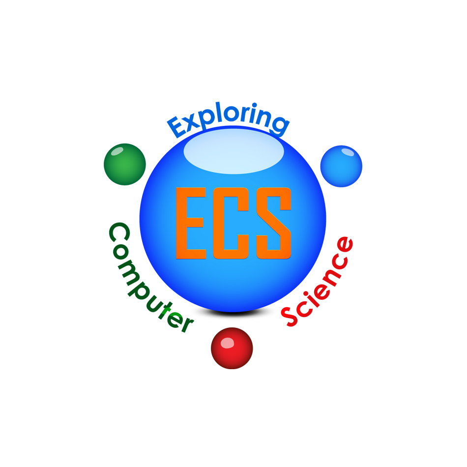 Logo Design by devil_art213 - Entry No. 199 in the Logo Design Contest ECS - Exploring Computer Science.