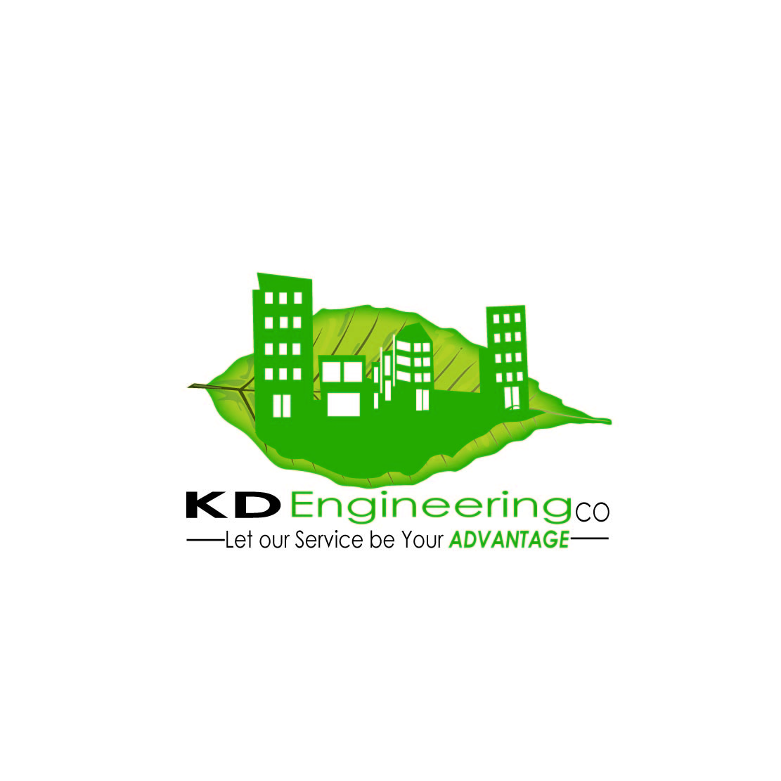 Logo Design by Saunter - Entry No. 56 in the Logo Design Contest KD Engineering Co..