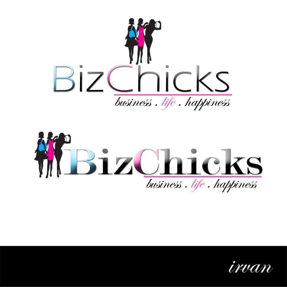 Logo Design by ipay_psywar - Entry No. 28 in the Logo Design Contest BizChicks e-magazine.