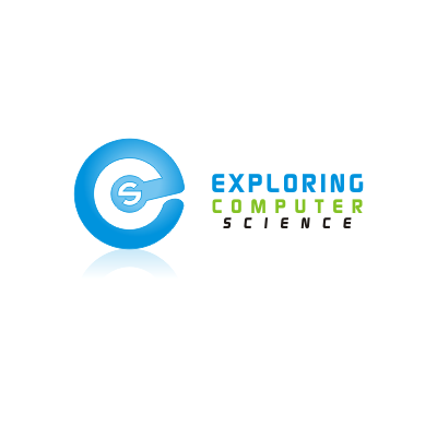Logo Design by igepe - Entry No. 208 in the Logo Design Contest ECS - Exploring Computer Science.