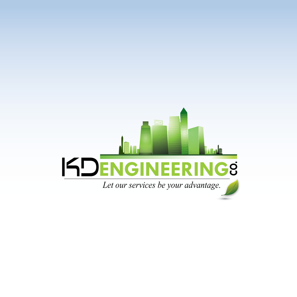 Logo Design by moonflower - Entry No. 61 in the Logo Design Contest KD Engineering Co..