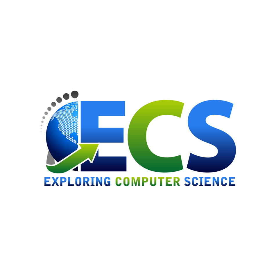 Logo Design by LukeConcept - Entry No. 213 in the Logo Design Contest ECS - Exploring Computer Science.