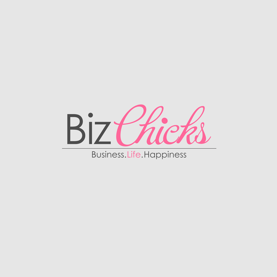 Logo Design by LukeConcept - Entry No. 30 in the Logo Design Contest BizChicks e-magazine.