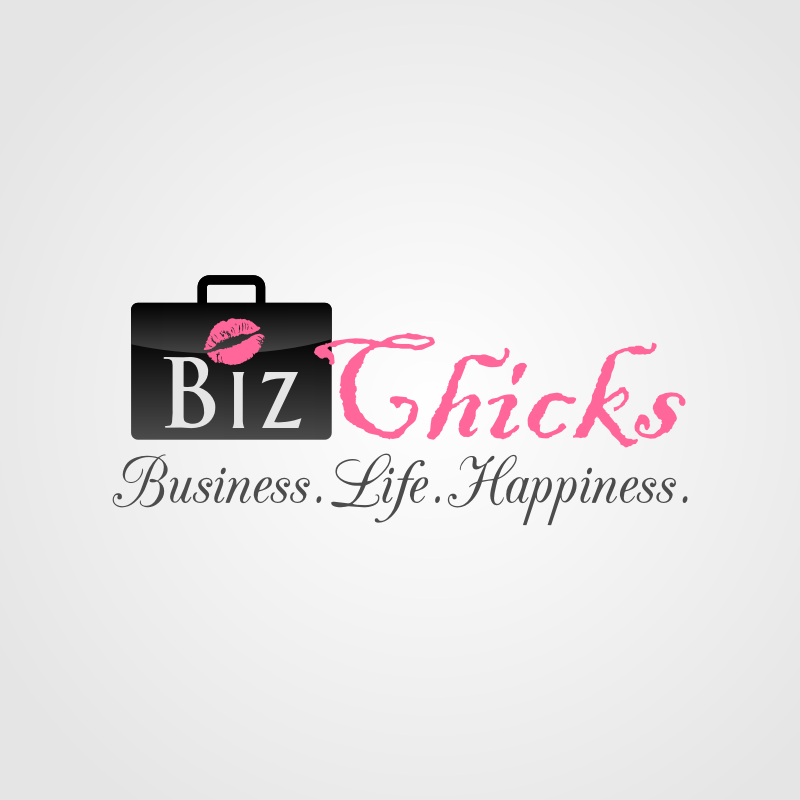Logo Design by Rudy - Entry No. 31 in the Logo Design Contest BizChicks e-magazine.
