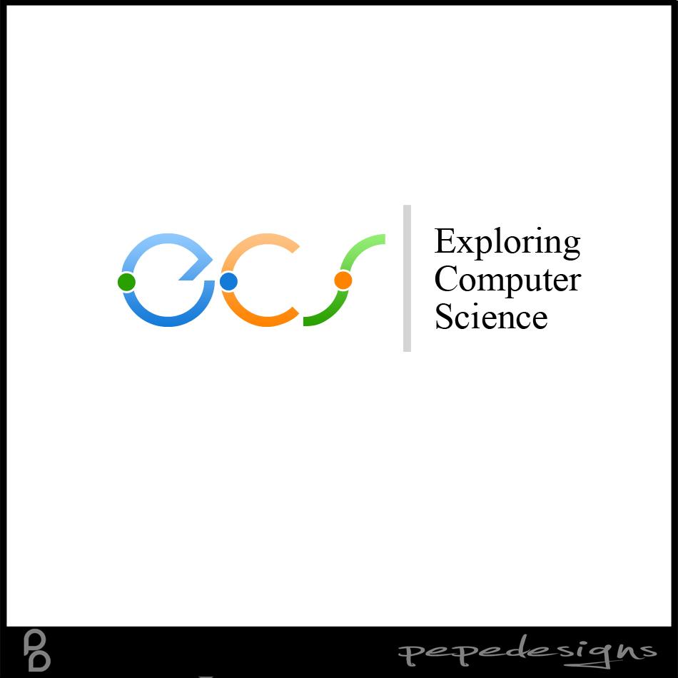 Logo Design by Joseph Neal Lacatan - Entry No. 218 in the Logo Design Contest ECS - Exploring Computer Science.