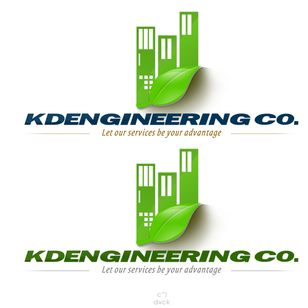 Logo Design by rockpinoy - Entry No. 68 in the Logo Design Contest KD Engineering Co..