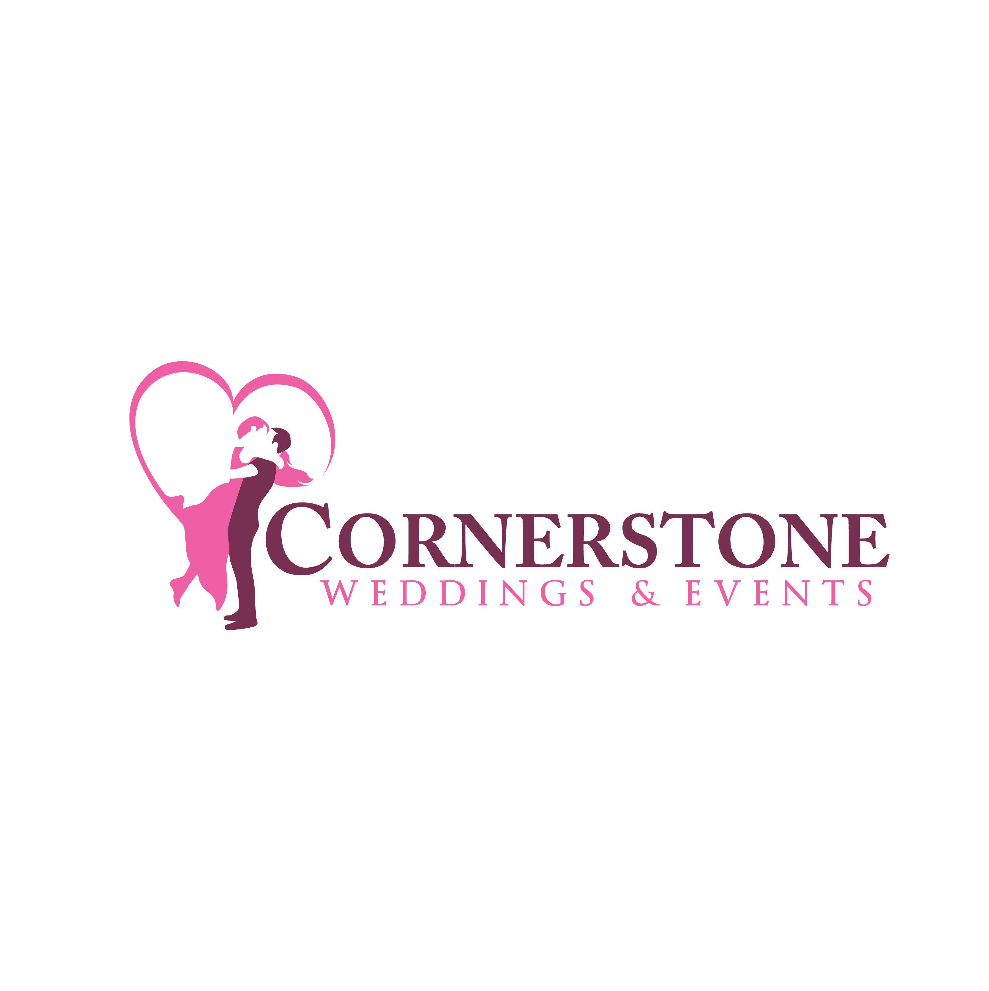 Logo Design by stormbighit - Entry No. 13 in the Logo Design Contest New Logo Design for Cornerstone Weddings & Events.