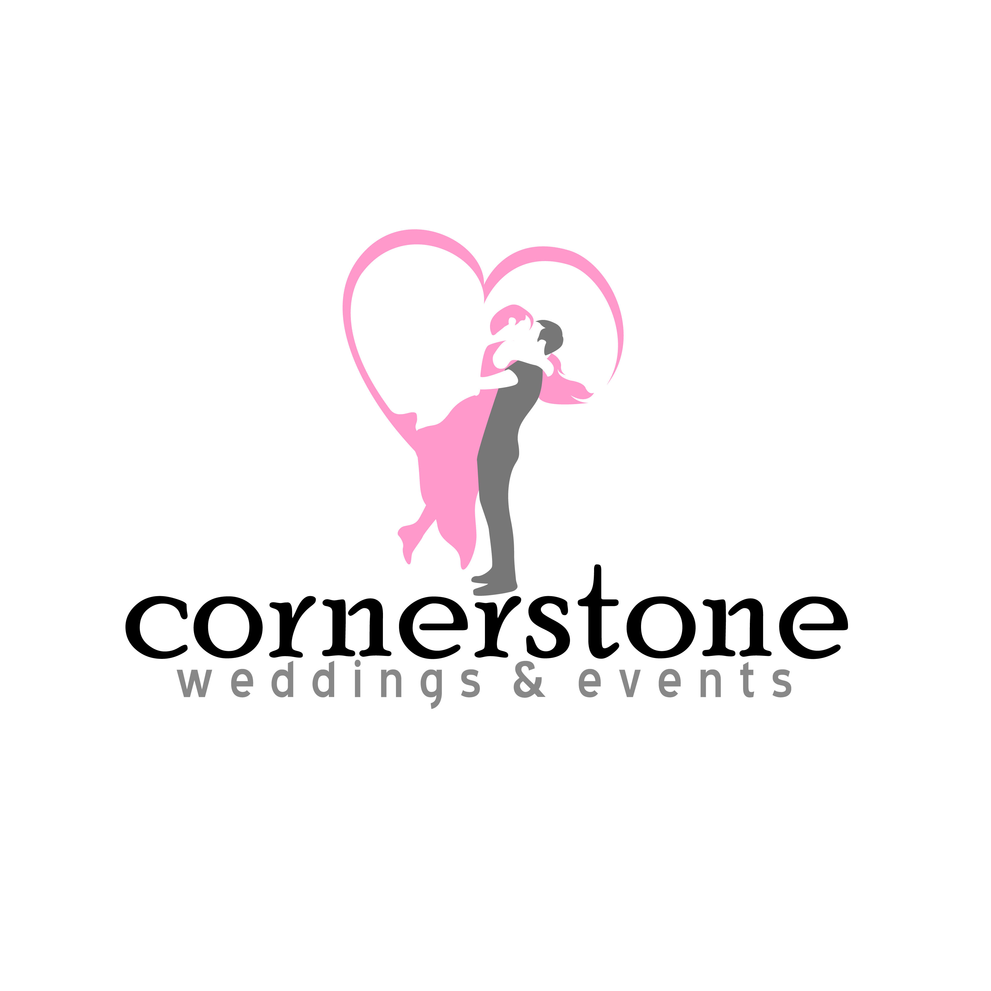 Logo Design Contests New Logo Design for Cornerstone Weddings