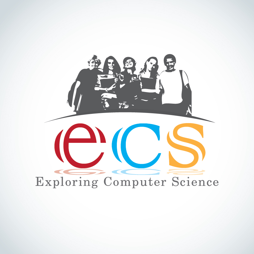 Logo Design by aesthetic-art - Entry No. 227 in the Logo Design Contest ECS - Exploring Computer Science.