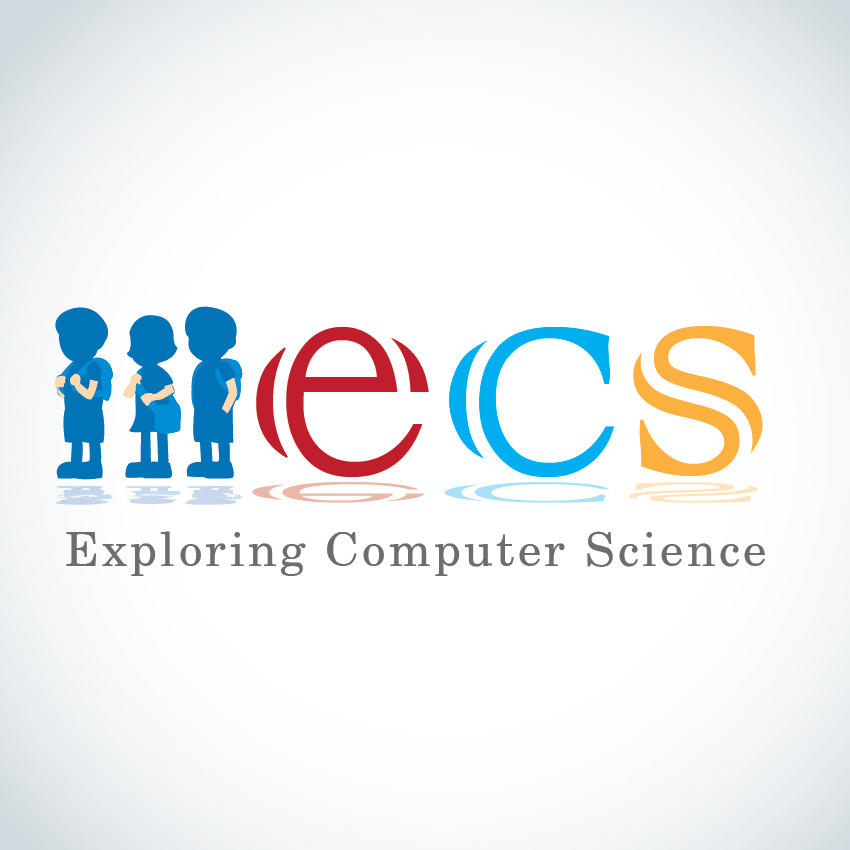 Logo Design by aesthetic-art - Entry No. 229 in the Logo Design Contest ECS - Exploring Computer Science.