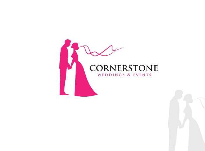 Logo Design Contests New Logo Design for Cornerstone Weddings