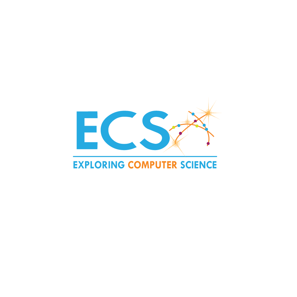 Logo Design by moonflower - Entry No. 238 in the Logo Design Contest ECS - Exploring Computer Science.