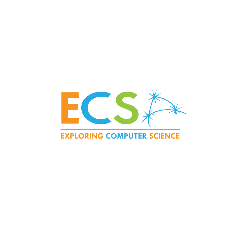 Logo Design by moonflower - Entry No. 241 in the Logo Design Contest ECS - Exploring Computer Science.