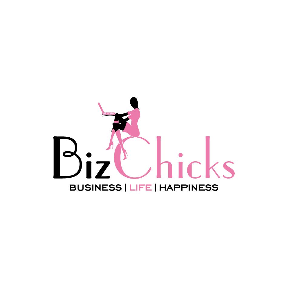 Logo Design by Gmars - Entry No. 44 in the Logo Design Contest BizChicks e-magazine.