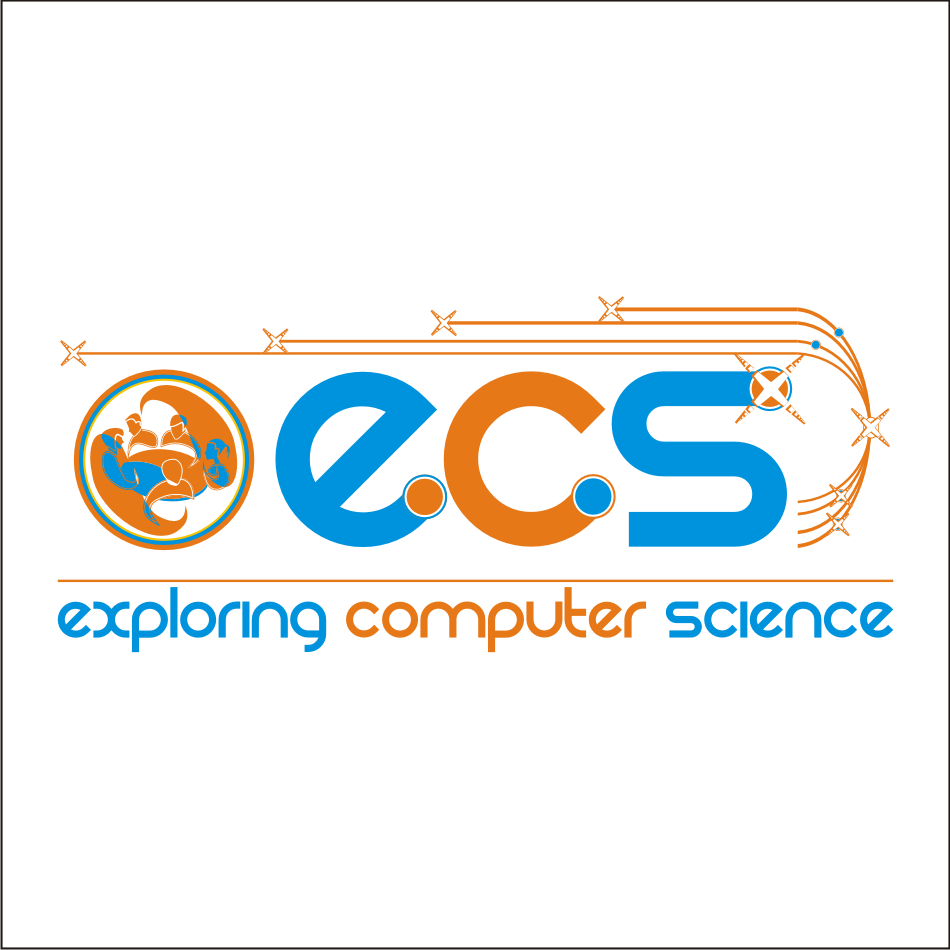 Logo Design by vector.five - Entry No. 251 in the Logo Design Contest ECS - Exploring Computer Science.