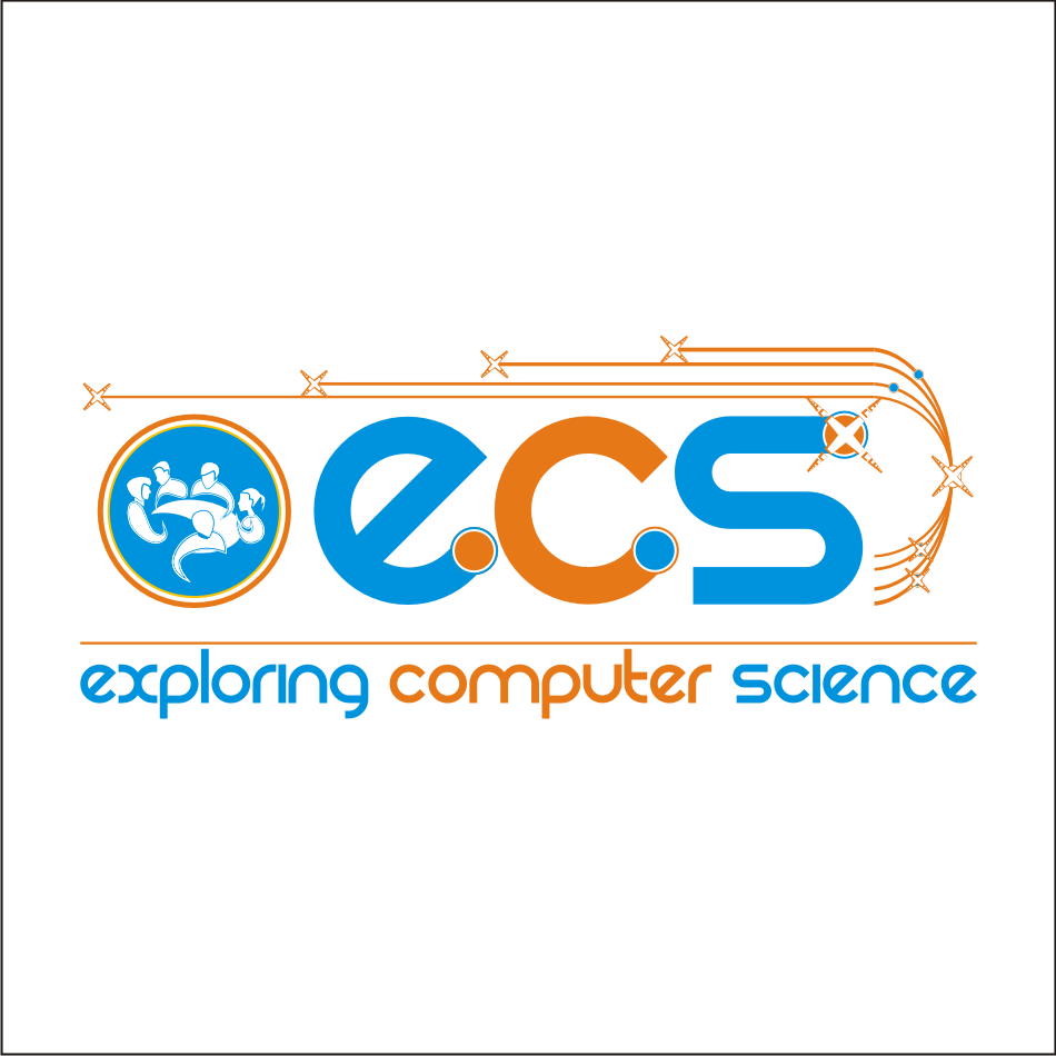 Logo Design by vector.five - Entry No. 252 in the Logo Design Contest ECS - Exploring Computer Science.